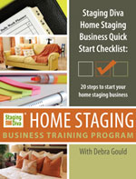 Staging Business quick start checklist