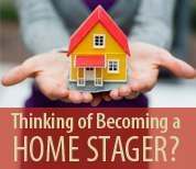 Thinking of becoming a home stager